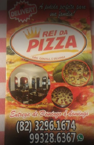 PIZZARIA REI DA PIZZA