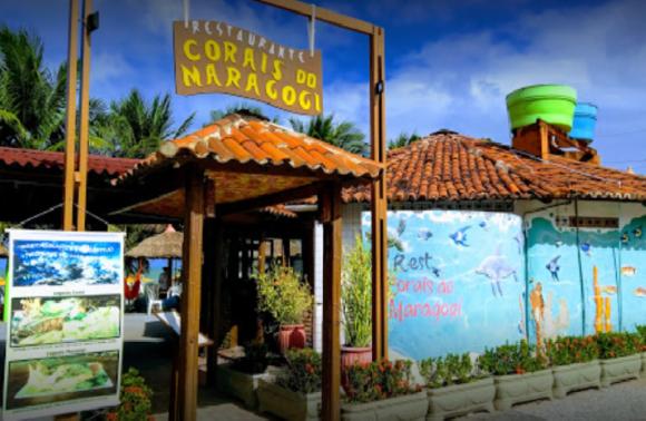 Restaurante e Receptivo Corais de Maragogi